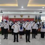 Komisi I DPRD Banten Hadiri Deklarasi Janji Kinerja Menuju WBK dan WBBM