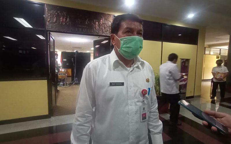 Sekda: Akhir Februari ASN, TNI dan Polri Jalani Vaksinasi Covid-19