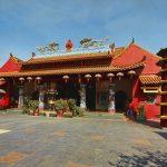 Sambut Imlek, Vihara Avalokitesvara Banten Perketat Protokol Kesehatan