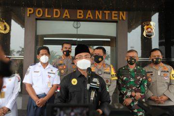 Siap Amankan Larangan Mudik, Wagub Banten Minta Tokmas Bantu Imbau Warga