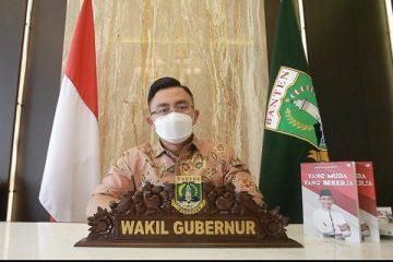 PKKMB Untirta 2021, Wagub Banten Minta Kampus Tumbuhkan Budaya Inovasi