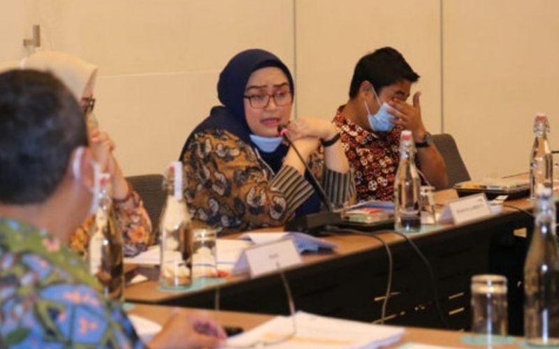 Kemnaker Evaluasi Empat Tahap Penyaluran BSU Tahun 2021
