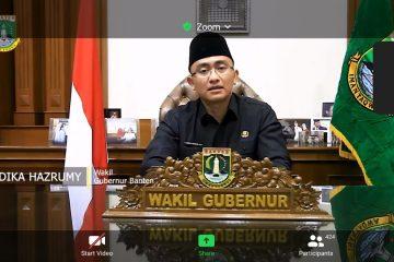 Wagub Andika Hazrumy Apresiasi FTK Golden Dema FTK UIN SMH Banten